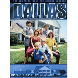 Dallas First and Second Season Dvd