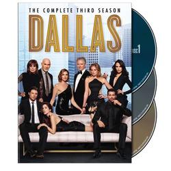 Dallas Season 3 Dvd