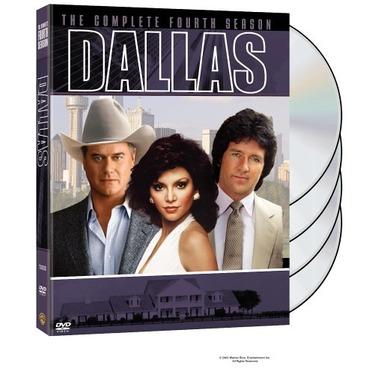 Dallas Season 4 Dvd