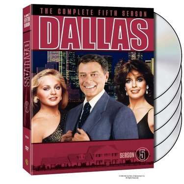 Dallas Season 5 Dvd
