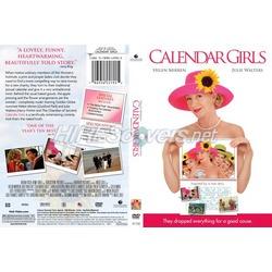 Calender Girls dvd