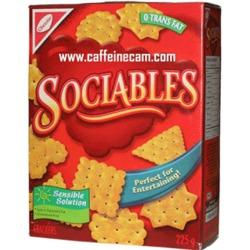 Sociable Crackers