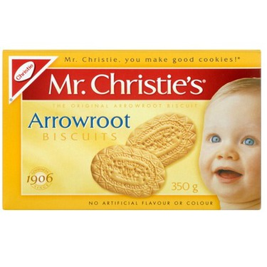 Mr. Christie's Arrowroot Biscuits
