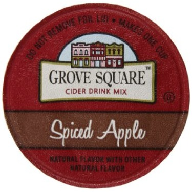 Grove Square Spiced Apple