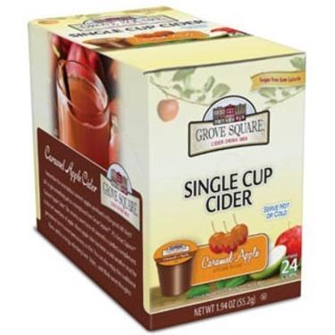 Grove Square Caramel Apple Keurig Cup