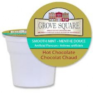 Grove Square Smooth Mint Hot Chocolate