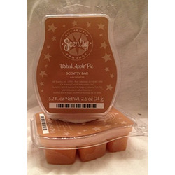 Scentsy Baked Apple Pie Scentsy bar