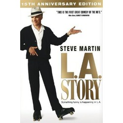 L.A. Story dvd