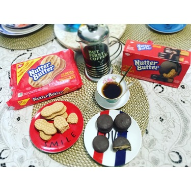 Nutter Butter Cookies