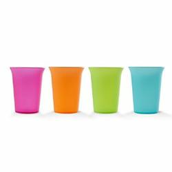Tupperware kids glasses set
