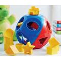 Tupperware Ball and shapes