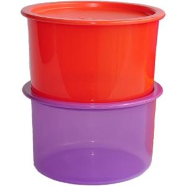 Tupperware Canisters