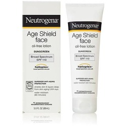 Neutrogena Age Shield Face Lotion Sunscreen Broad Spectrum SPF 110, 3 oz