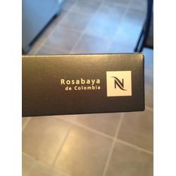 Nespresso- rosabaya de Colombia