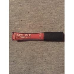 L'Oréal Infallible Pro Matte Gloss