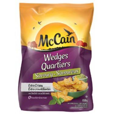 McCain Savoury Wedges