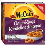 McCain Onion Rings