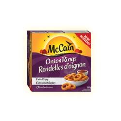 McCain Onion Rings