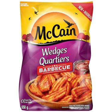 McCain Barbecue Wedges