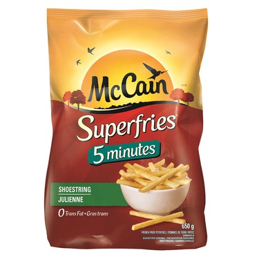 McCain Superfries 5 Minute Shoestring Fries