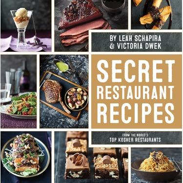 Secret Restaurant Recipes From the World's Top Kosher Restaurant
