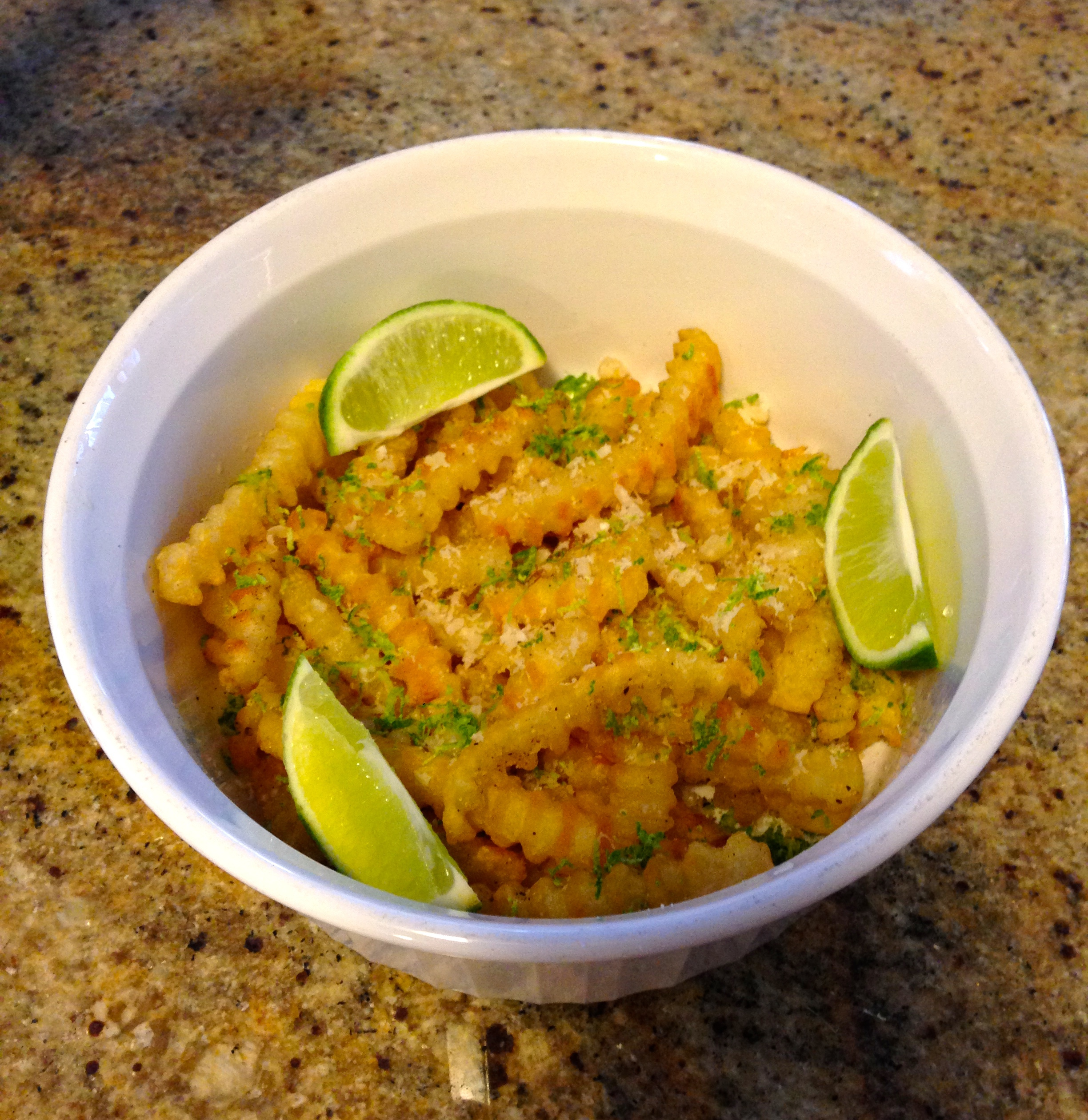 Black Pepper & Lime McCain Superfries Recipe reviews in ...