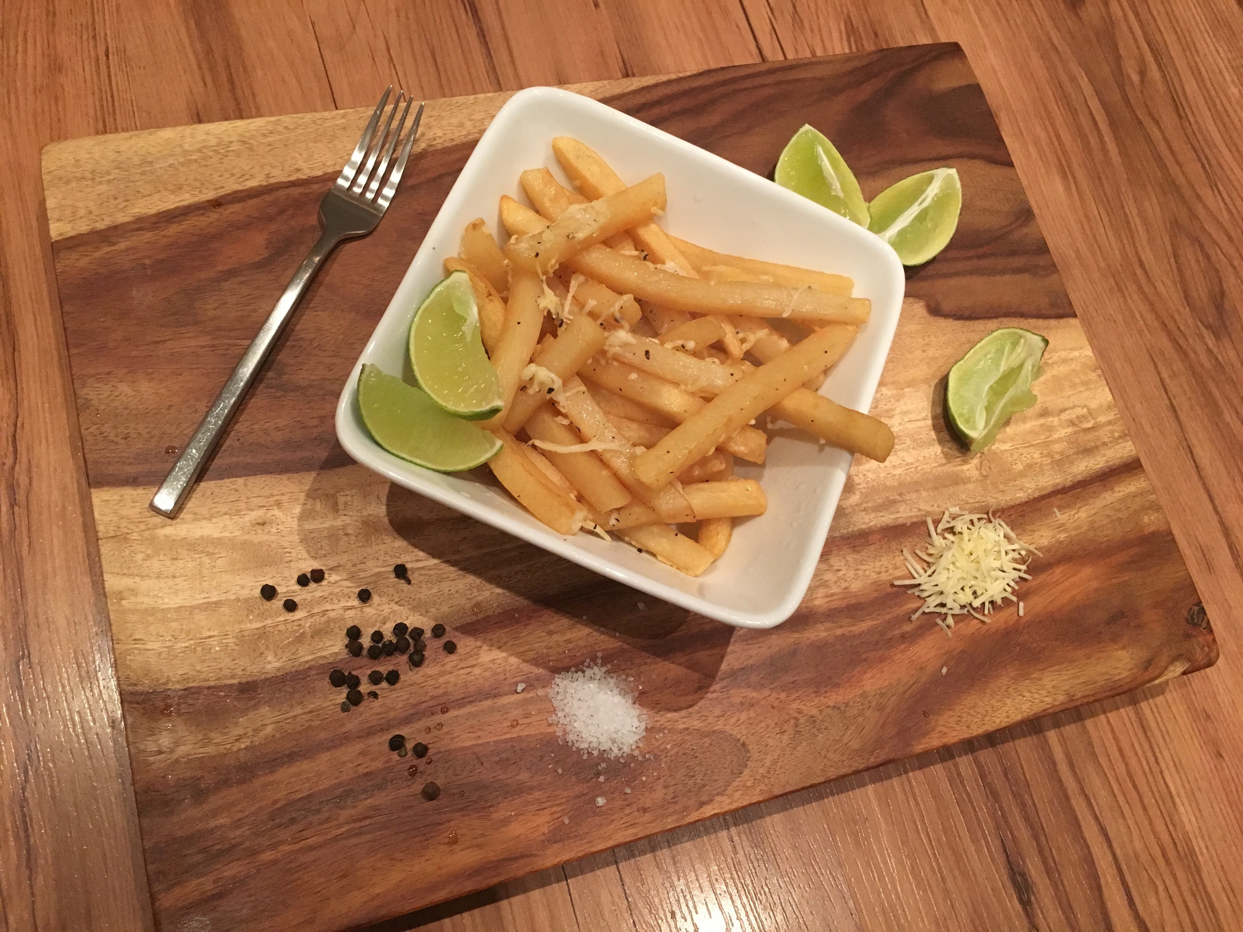 ... & Drink » Recipes » Black Pepper & Lime McCain Superfries Recipe