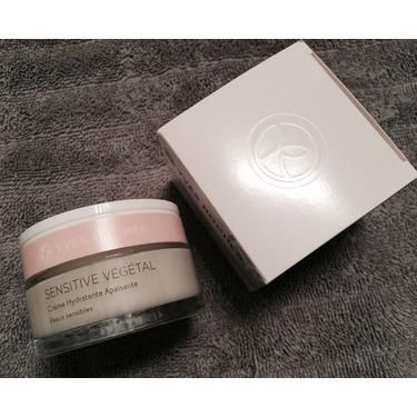 Yves rocher sensitive vegetal soothing moisturizing cream