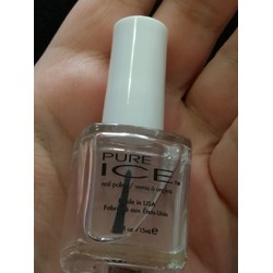 pure ice polish hight shine top coat