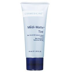 Cosmedicine Medi-Matte Tint: Skin Tint & Oil Control Lotion spf20