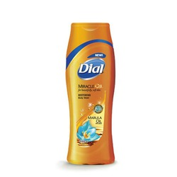 Dial Miracle Oil - Marula Oil Body Wash