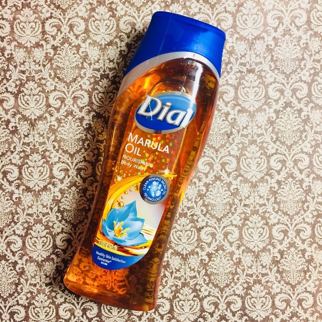 Dial Miracle Oil Marula Oil Body Wash Reviews In Body