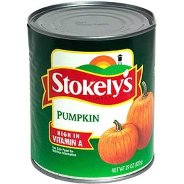 Stokeys Pumpkin