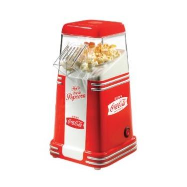 Nostalgia Coca Cola Air Popper