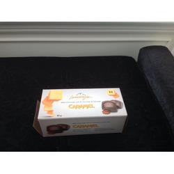 LAMONTAGNE MILK CHOCOLATE WITH CARAMEL