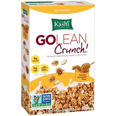 Kashi GOLEAN Crunch! Cereal, Honey Almond Flax