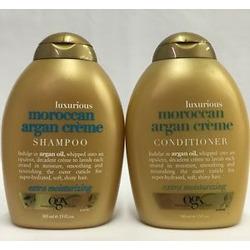 OGX Luxurious Moroccan Argan Crème Shampoo