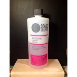Beauty Secrets - Acetone Nail Polish Remover