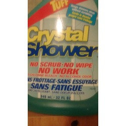 Scot Tuff Crystal Shower cleaner