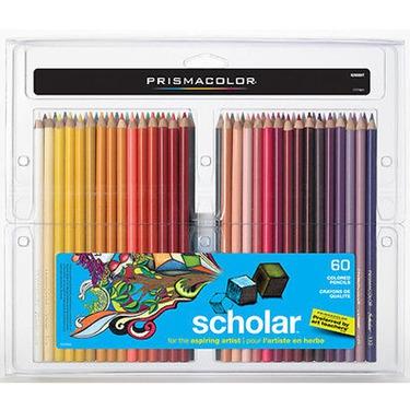 Prismacolor Scholar Pencils
