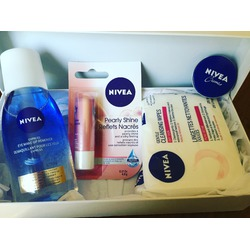 NIVEA 3-in-1 Gentle Cleansing Wipes
