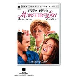 Monster in law Dvd