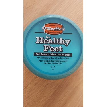 O'Keeffe's Healthy Feet Cream
