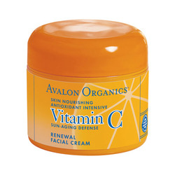 Avalon Organics Vitamin C Renewal Facial Cream