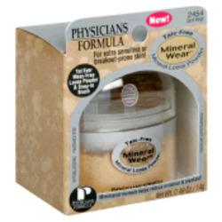 Physicians Formula Talc Free Mineral Wear Loose Powder
