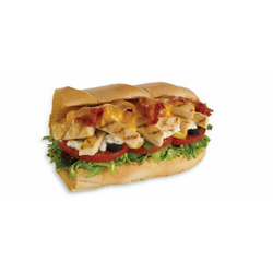 SUBWAY CHICKEN AND BACON RANCH MELT