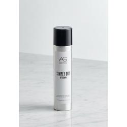 AG simply dry shampoo