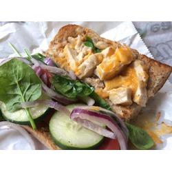 SUBWAY MONTEREY CHICKEN MELT SANDWICH