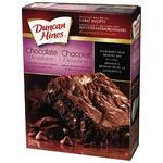 Duncan Hines Chocolate Decadence Brownie Mix