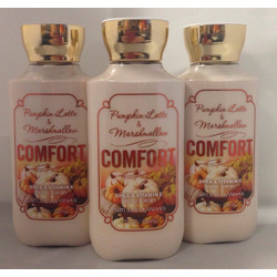 Bath & Body works Marshmallow Pumpkin Latte body lotion
